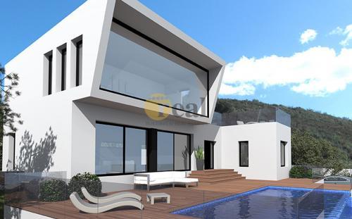 villa moderna costa blanca